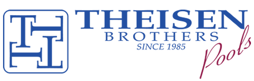 theisen brothers pool logo